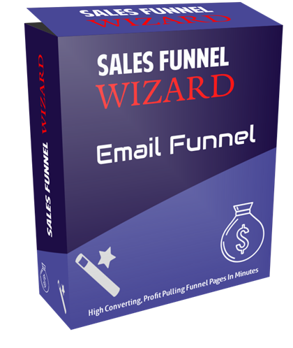 Sales Funnel Wizard - Email series