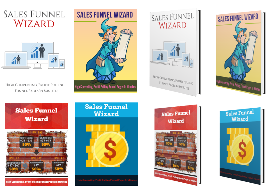 ecovers Sales Funnel Wizard