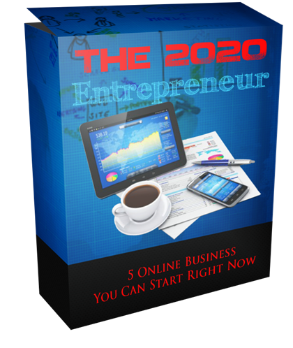 The 2020 Entrepreneur Box